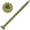 CONSTRUCTION SCREWS (EXTERIOR COATED)