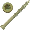 FINISHING SCREWS (EXTERIOR COATED)